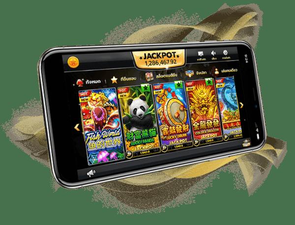 Mobil slot casino